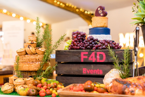 F4D Events - Catering