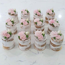 LS Cakery Mini Naked Wedding Cakes.JPG
