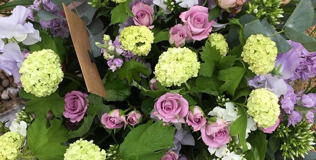 Luxury Flowers for a Year