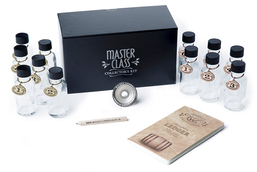 Master Class Collector's Kit