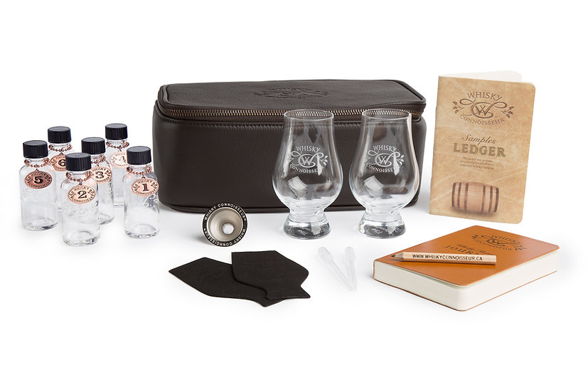 Deluxe Whisky Travel Kit