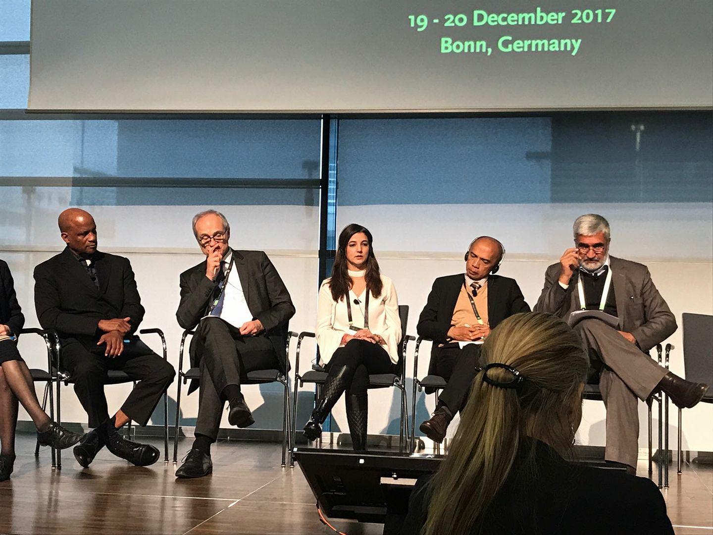 Global Landscape Forum, Bonn . Alemania