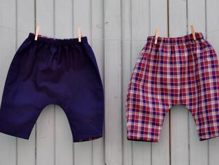 Le pantalon Baptiste