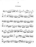 J. S. Bach Partita in a minor bassoon unaccompanied bassoon