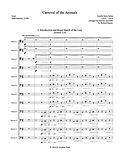 Saint-Saens Carnival of the Animals bassoon ensemble bassoon quartet bassoon music