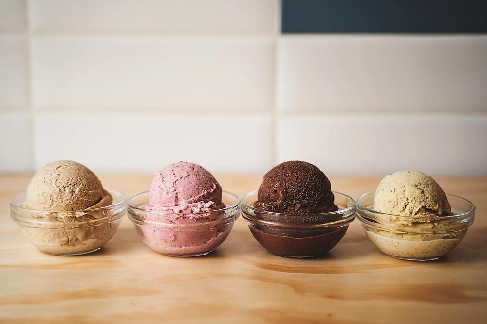 Mrs. Plump's ice cream