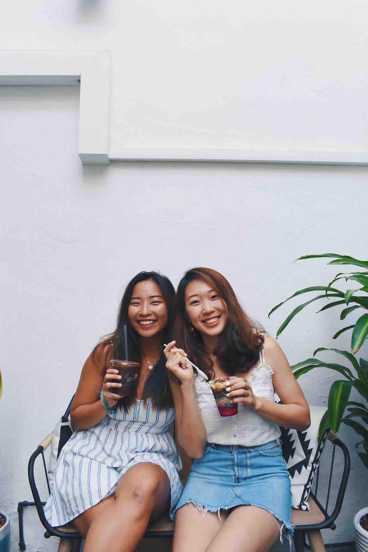 Isabel Lee and Anna Ng, An Acai Affair