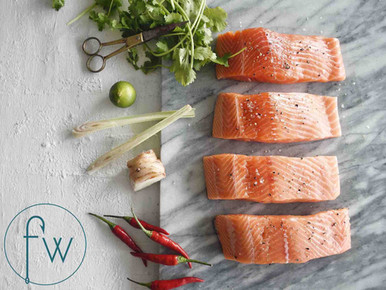 5 ways with salmon