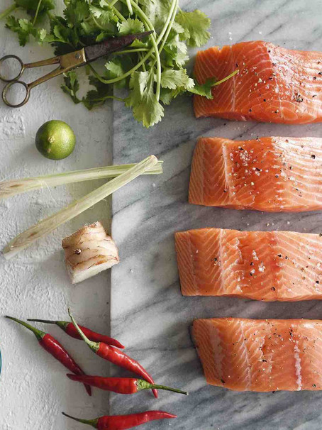 5 ways with salmon