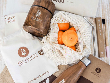 5 must-haves for zero waste travels