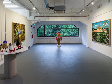 How to spend your weekend like an art gallery director
