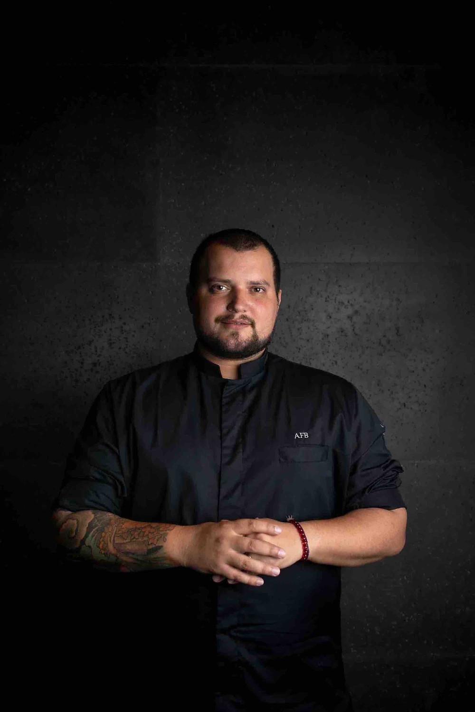 Chef Agustin Ferrando Balbi