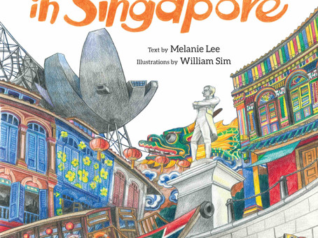 "Feeling stuck? Jump into the pages of this book and ""see"" Singapore again"