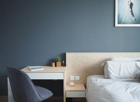 A minimalist designer's simple advice for a cosy home