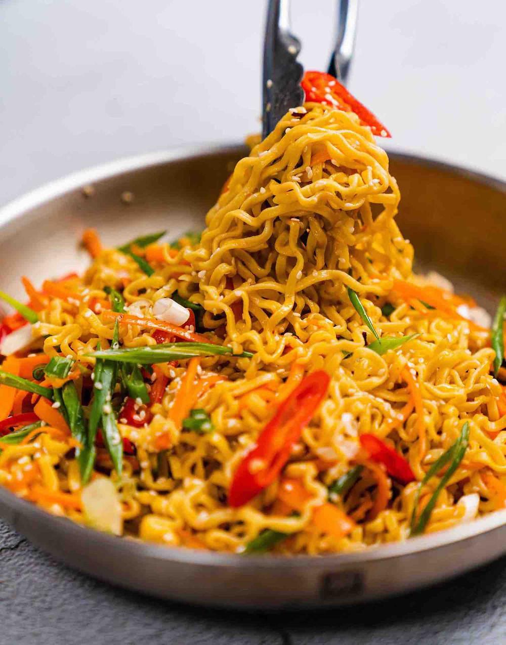 WhatIF Foods Bambara Groundnut Noodles