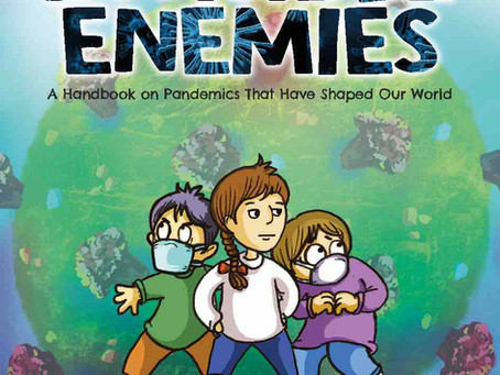 Does your child ask you about the pandemic?