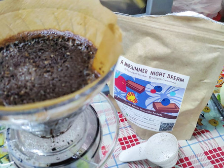 """""""I didn't know coffee could have such fruity notes"""" + other coffee revelations"""