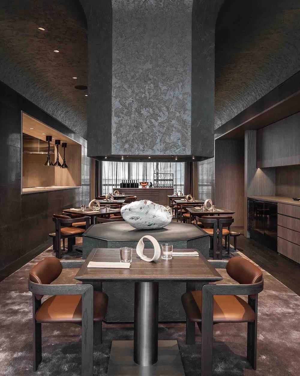 Ando restaurant Hong Kong