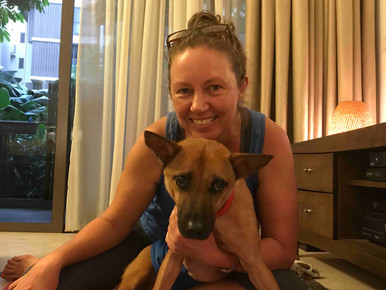 Thinking of fostering a shelter dog? This volunteer will inspire you