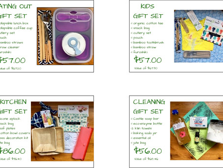 4 starter kits for sustainable living