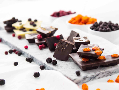You've probably never had chocolate like this before