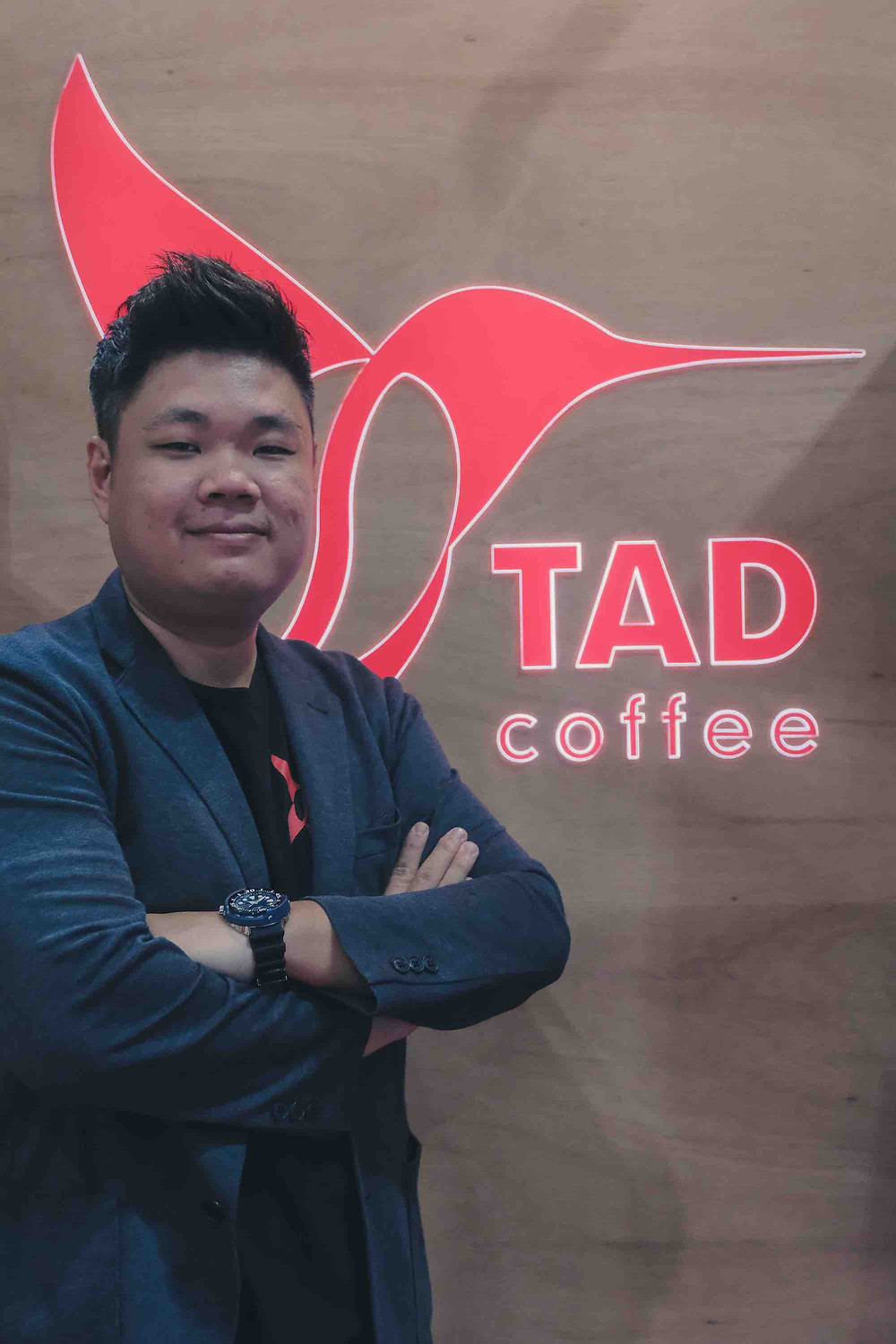 Terence Tan, Tad Coffee