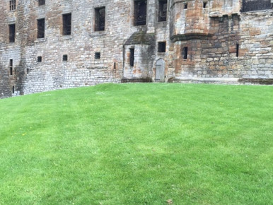 A lovely day in Linlithgow