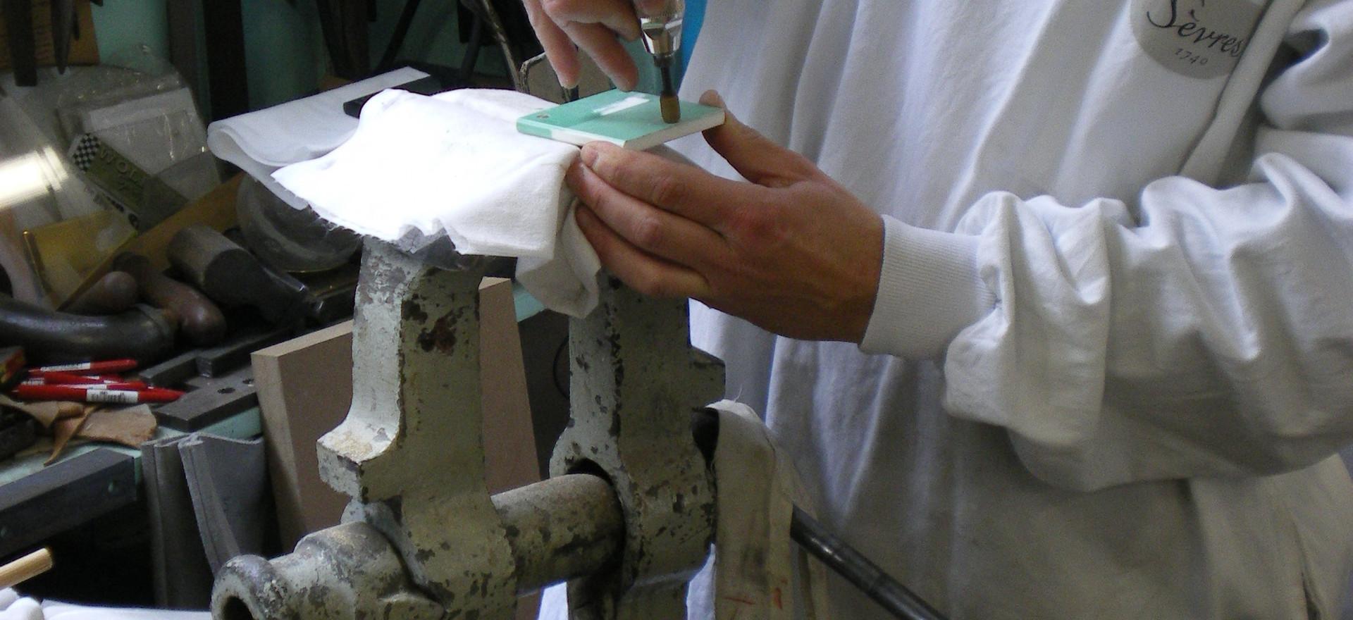 Meulage céramique