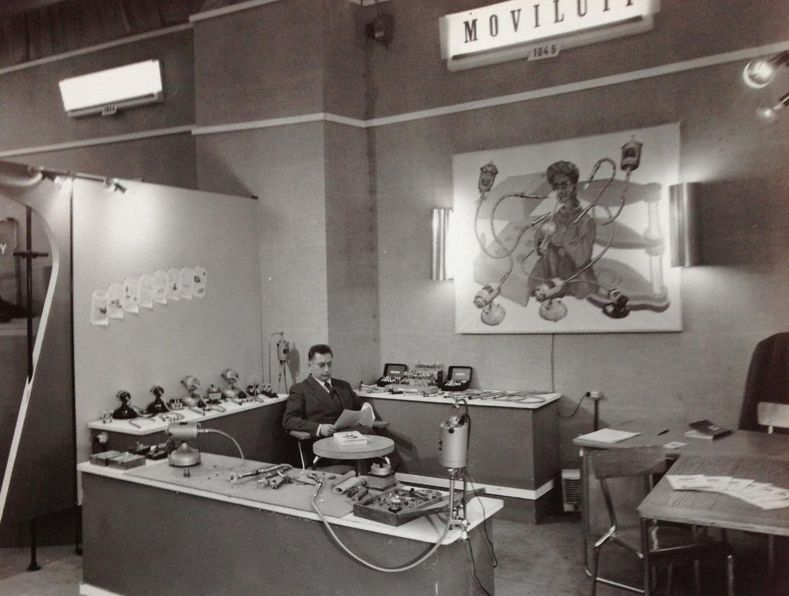 Exposition années 60
