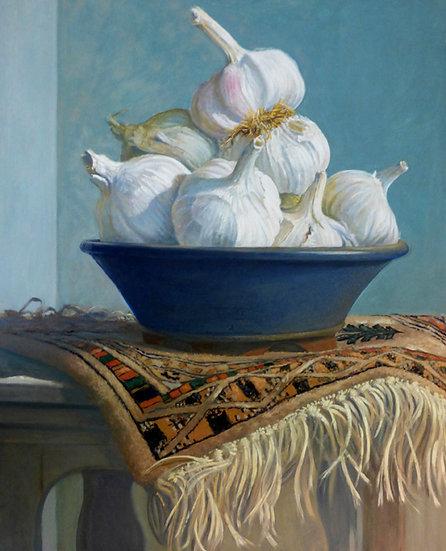 Garlic by Philip Carroll