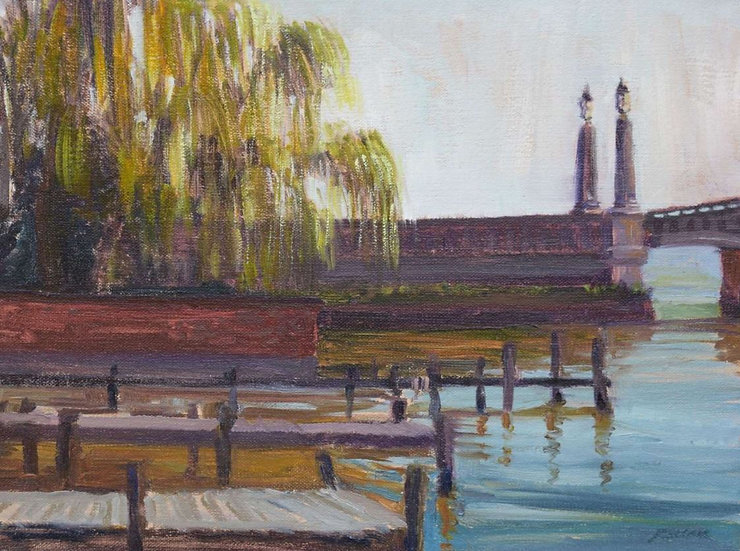 Chestertown Willow Welcome by Jim Rehak