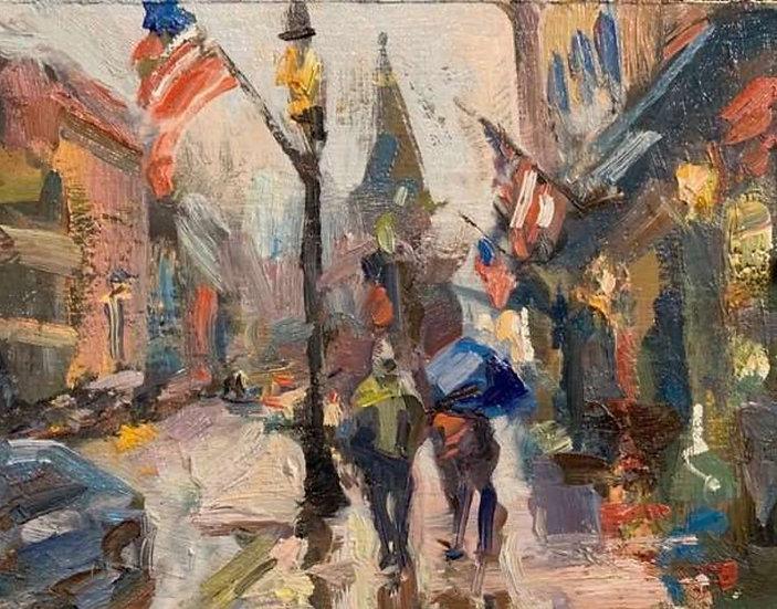 Rainsense by Jacalyn Beam