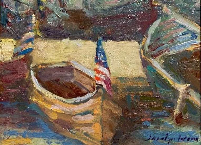American Made by Jacalyn Beam