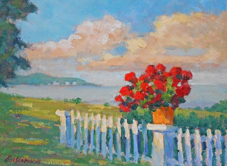 Summer Roses by Bill Scmidt