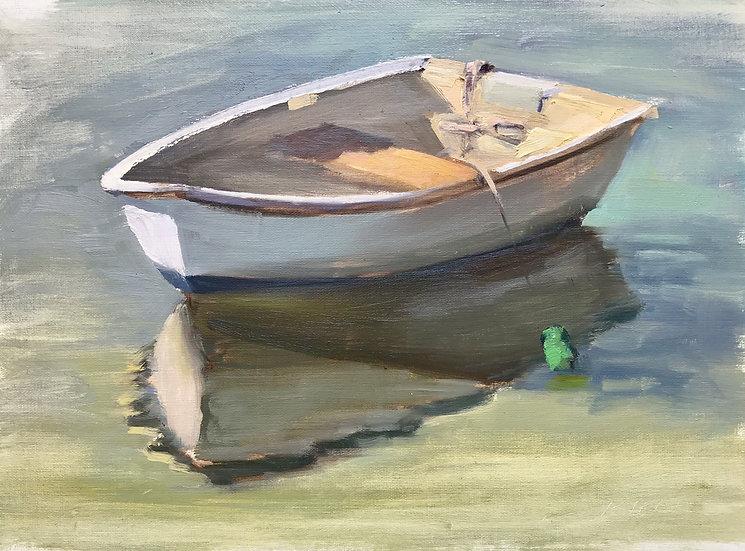 Dinghy by Julie Riker