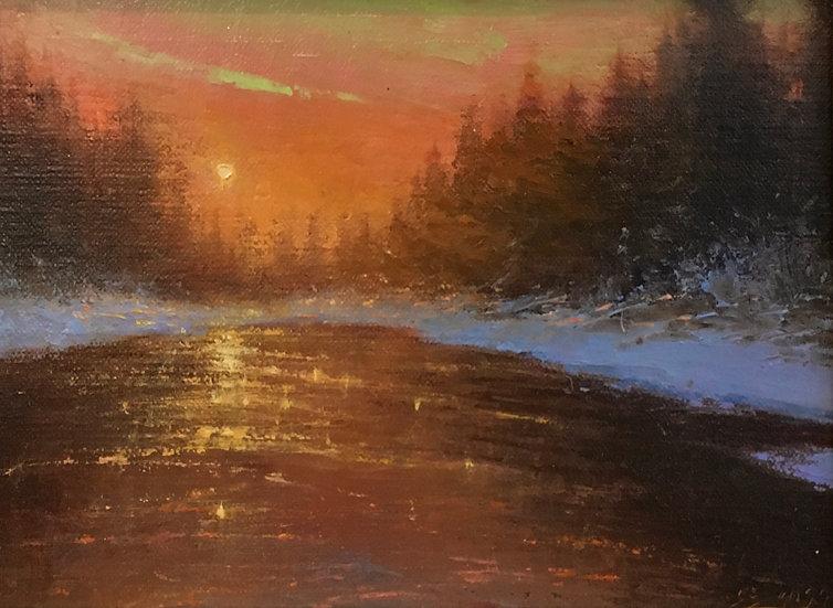 River Light by Eleinne Basa