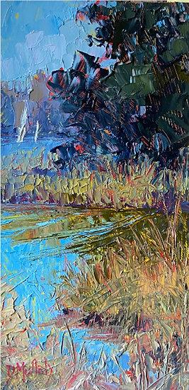 Autumn Sail by Diane DuBois Mullaly
