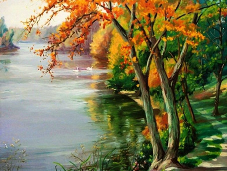 Thoughtful Thursday: Autumn's Glory