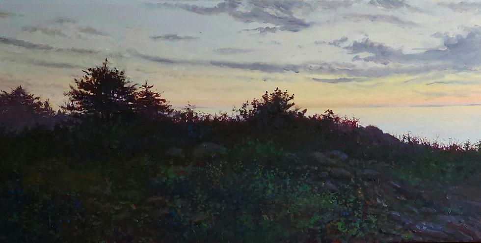 Sunrise at Cape Elizabeth by Philip Carroll