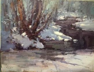 Ice Dance by Valerie Craig
