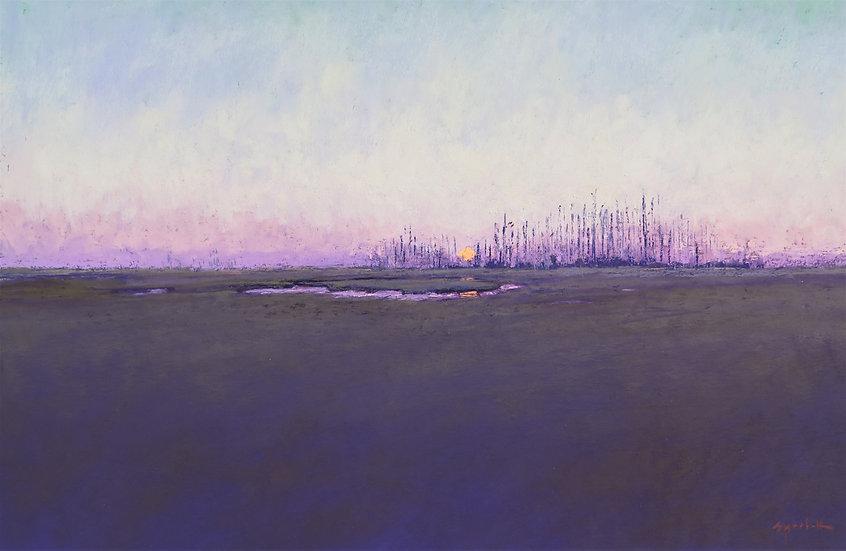 Silent Sunrise by Stan Sperlak