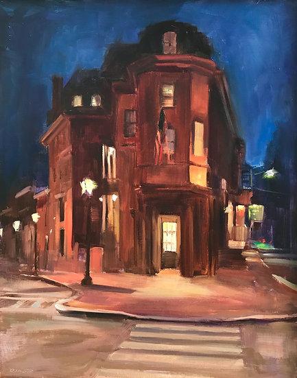 Maryland Inn by Julie Riker