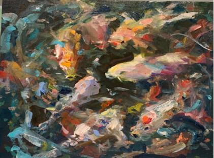 Something Fishy by Jacalyn Beam