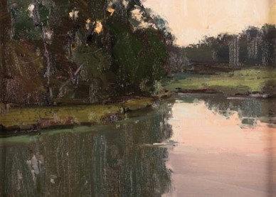 Summer Dawn by Valerie Craig