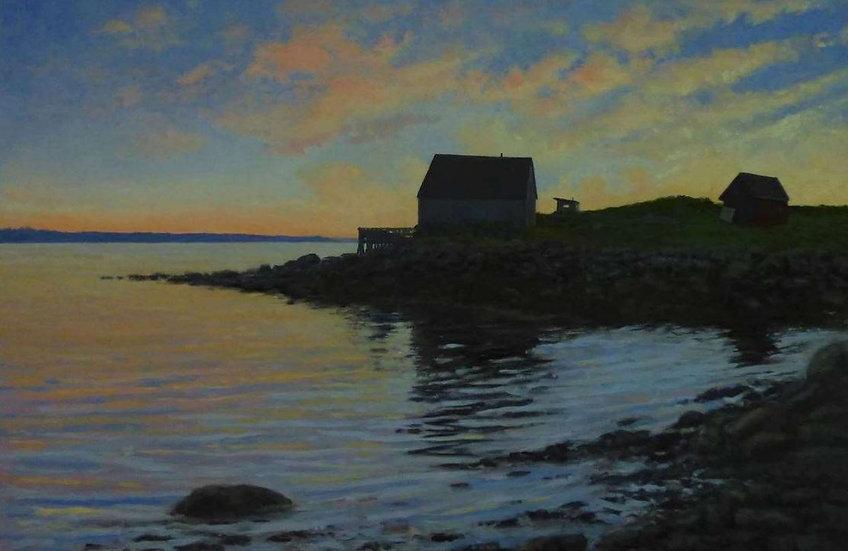 Daubins Cove by Philip Carroll