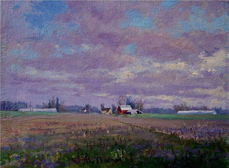 Spring Morning by John Eiseman