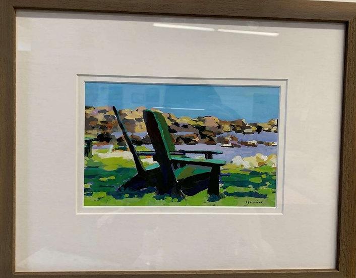 Gibson Island Chairs by Susan Graeber