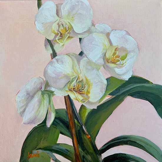Orchid  by Lani Browning