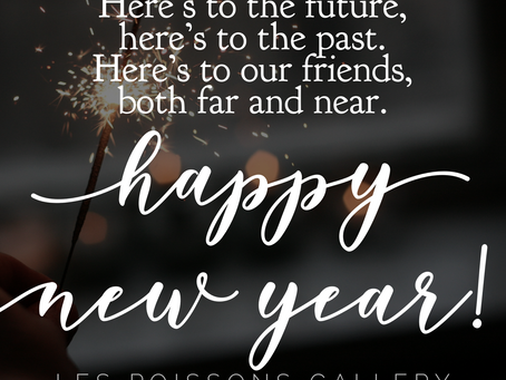 Thoughtful Thursday: The New Year, Far and Wide