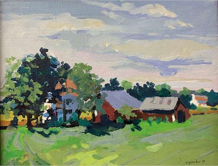 Ayers Farm by Susan Graeber
